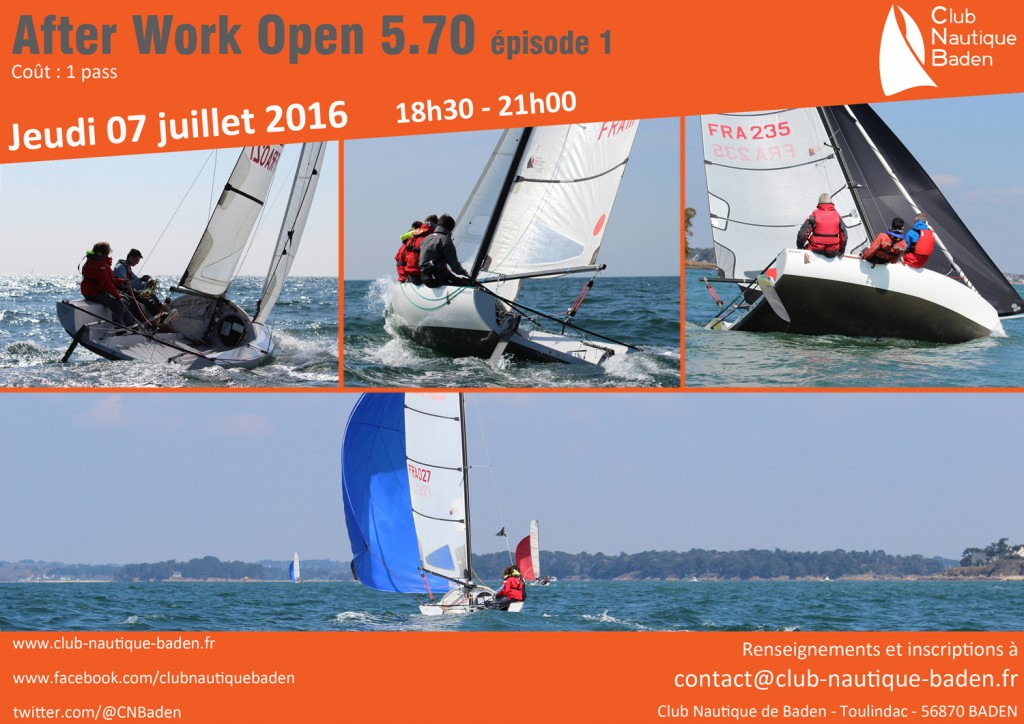Affiche After work Open